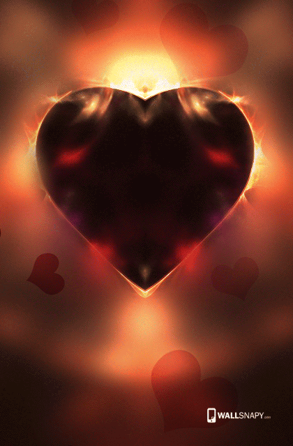 Beautiful Love Wallpapers Hd For Mobile : 3d Love hd wallpaper Beautiful heart image Heart background full hd Primium mobile ...