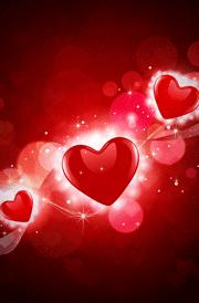 3d-hearten-red-hd-wallpaper