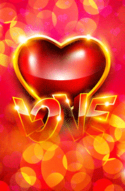 3d I Love U Hearten Hd Wallpaper For