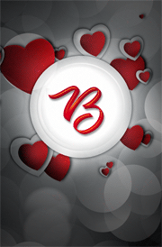 3d-images-of-alphabet-b-in-heart