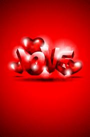 3d-love-red-heart-hd-wallpaper