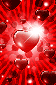 3d-red-hearten-hd-wallaper