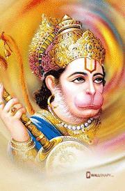Anchaneyar hd image for mobile