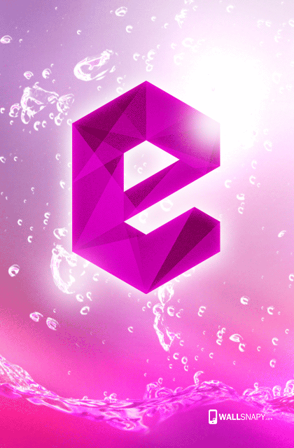 Android E Letter Hd Wallpaper