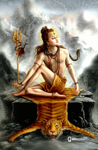 Angry lord shiva wallpapers download