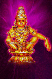 Hindu God Ayyappa Hd Wallpaper