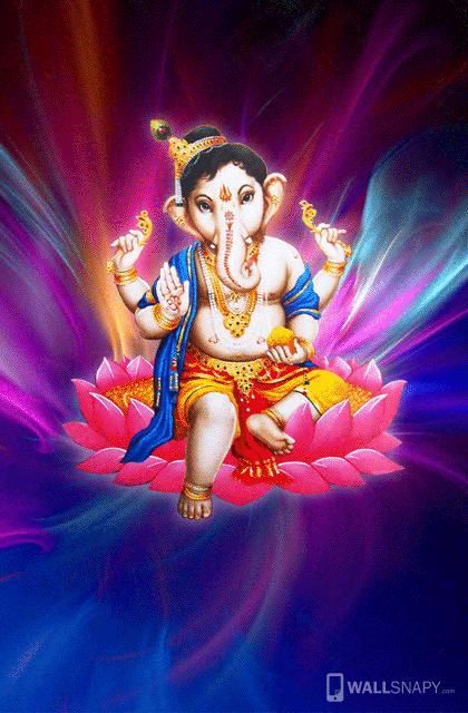 Baby Ganesha Wallsnapy