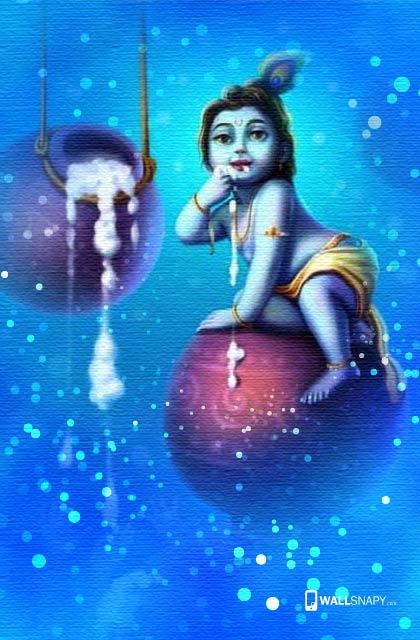 Baby Krishna Wallpapers Hd Wallsnapy