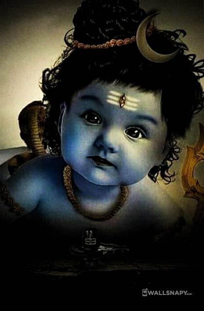 Baby Shiva Hd Imaages Download Wallsnapy