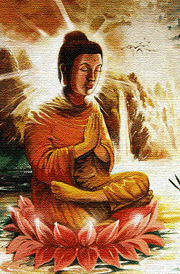 beautiful-buddha-painting-hd-wallpaper-for-mobile-phone