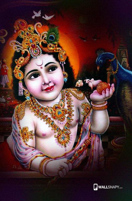 Beautiful God Kanna Wallpaper For Mobile Phone Wallsnapy