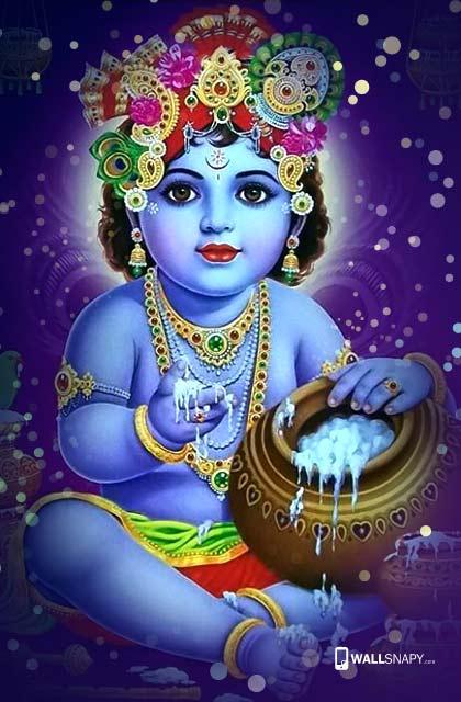 Beautiful Images Of Baby Krishna Wallsnapy