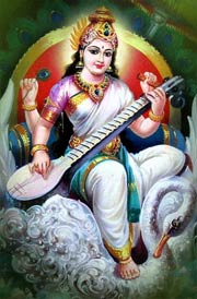 beautiful-maa-saraswati-painting-hd