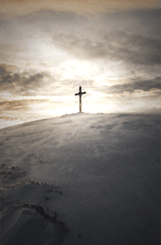 Beautiful picture of the cross
