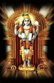 Beautiful pictures of lord vishnu
