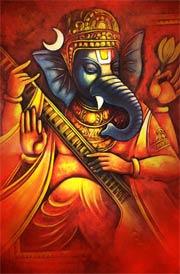 beautiful-vinayagar-painting-hd