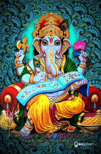 Beautiful wallpapers of lord ganesha - Wallsnapy
