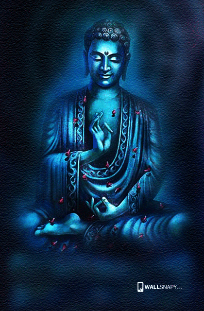 buddha drawing hd wallpaper primium mobile wallpapers wallsnapy com