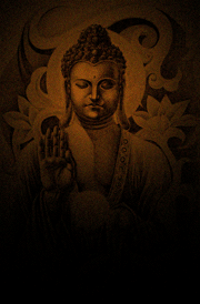 Buddha painting hd wallpaper for mobile