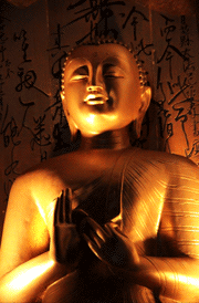 buddha-statue-gold-hd-wallpaper