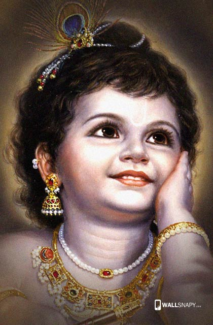 cute krishna wallpapers hd primium mobile wallpapers wallsnapy com