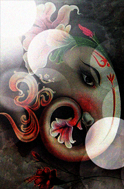 designing-ganesha-hd-wallpaper-for-mobile