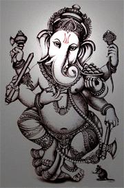 drawing-vinayagar-hd-images
