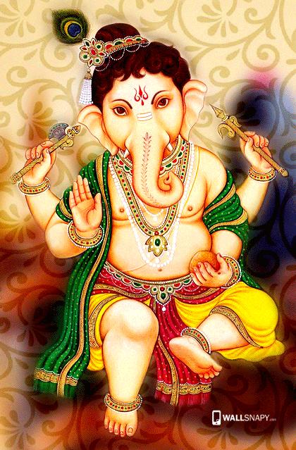 Ganesha Hd Wallpaper Latest Wallsnapycom