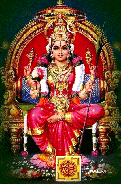 God kamakshi amman hd wallpaper - Wallsnapy