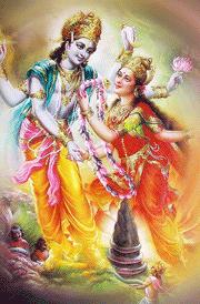 God maha vishnu lakshmi wallpaper