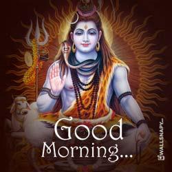 god-shiva-good-morning-dp