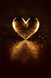 gold-heart-background-hd-images