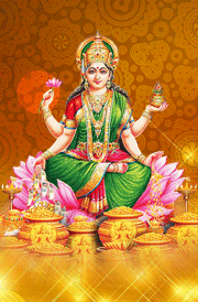 Sri maha lakshmi wallpaper