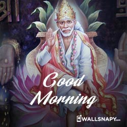 Sai Baba Good Morning Quotes Wishes Dp Images Wallsnapy