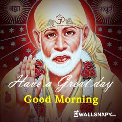 Sai Baba Good Morning Quotes Wishes Dp Images Page No 2 Wallsnapy