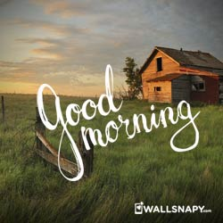 good-morning-with-house-images