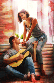 guitar-with-lovers-hd-images-for-mobile