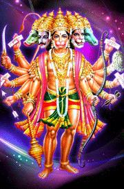 hanuman-five-face-hd-images