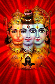 hanuman-siva-vishnu-face-hd-images-for-mobile
