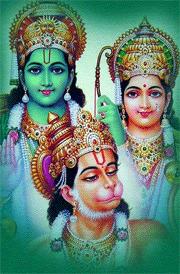 hanuman-with-sri-ramar-sitha-devi-hd-wallpaper