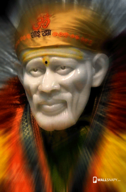 Hd sai baba wallpaper for mobile - Wallsnapy