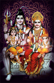 hd-wallpaper-for-lord-shiva-family-mobile