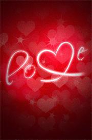 i-love-u-mobile-background
