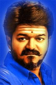 ilayathalapathy-vijay-mersal-angry-painting-hd-images
