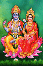 Images of lord vishnu lakshmi