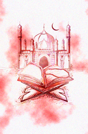 islam-temple-with-quran-hd-wallpaper-for-mobile