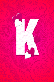 k-letter-hearten-design-hd-wallpaper