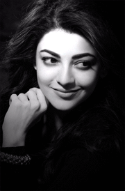 kajal-agarwal-black-white-hd-picture