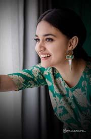 keerthi-suresh-2019-green-dress-photos-download
