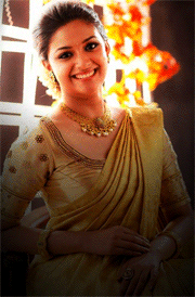 keerthy-suresh-with-saree-hd-images